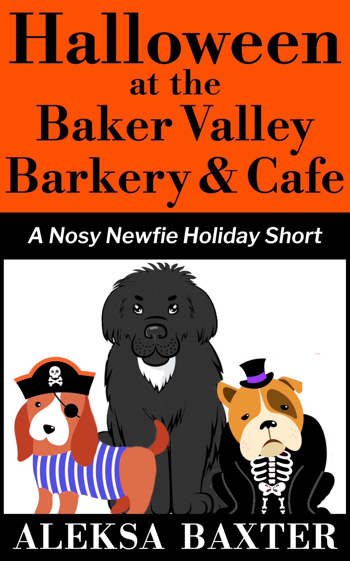 Halloween-at-the-Baker-Valley-Barkery-and-Cafe-Kindle